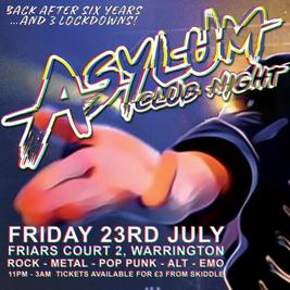 Asylum Clubnight