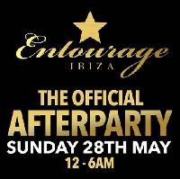 Entourage Ibiza - The Official Afterparty