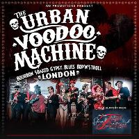 Tall Stories supporting The Urban Voodoo Machine