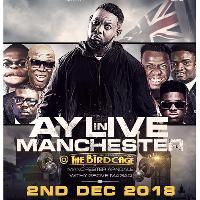 Ay Live In Manchester