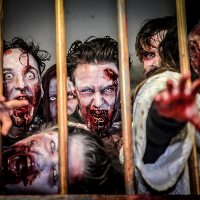 Zombie S.W.A.T Training: An immersive scare experience