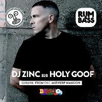 WAH X R&B w/ Holy Goof b2b DJ Zinc