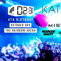 02:31 4th Birthday in The Arena