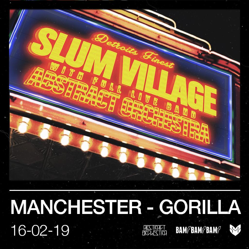 Slum Village x Abstract Orchestra