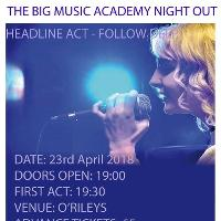 The Big Music Academy Night Out