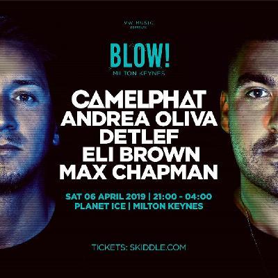 Camelphat presents: Blow!