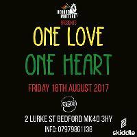 Reggae Matters Presents - One Love, One Heart
