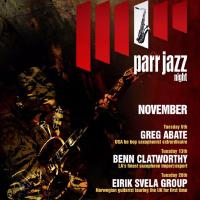 PARRJAZZ @Phase One  - The House Bandits, Maria Dunsmore + More
