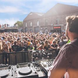 YARD: Open Air Club w/ Alan Fitzpatrick, KiNK [Live], DJ Tennis