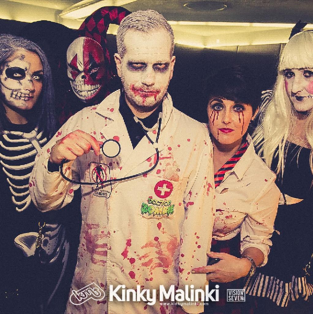 Kinky Malinki Halloween Boat Party