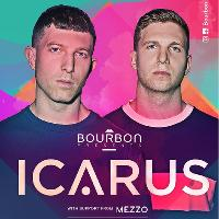 Bourbon Presents: Icarus w/ Cooked, NUTS & Hometown
