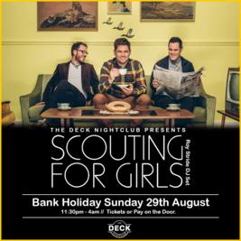 Scouting for Girls DJ Set