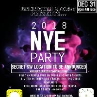 Unknown Secret NEW YEAR PARTY 2018