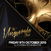 Remedy & Goodgreef Presents The Masquerade Ball