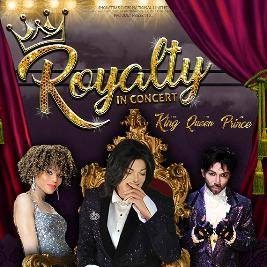 Royalty in Concert