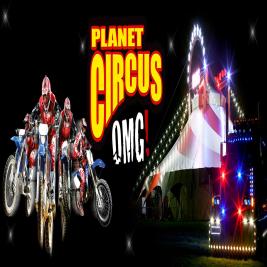 Planet Circus OMG! Bass Recreation. Derby. Early Bird Offer.