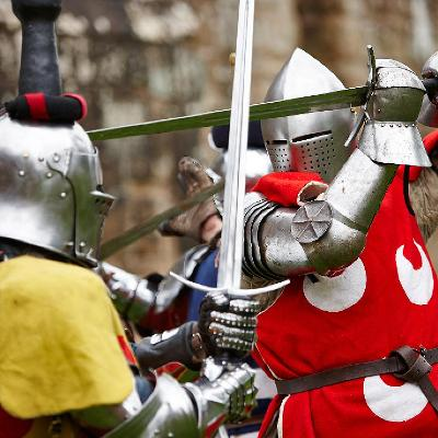 Knights Tournament at Carisbrooke Castle