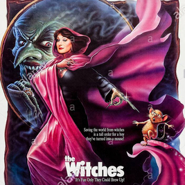 Halloween Cinema Scare Event - The Witches (PG) (1990)