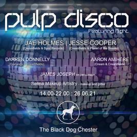 Pulp Disco @ The Black Dog