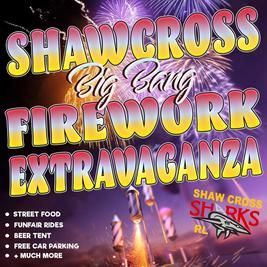 shawcross big bang firework extravaganza