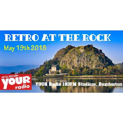 Image result for retro at the rock 18th May 2018