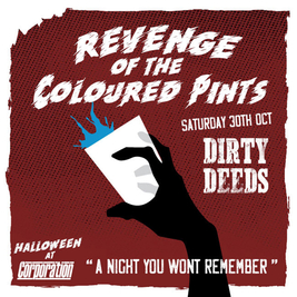 Halloween Dirty Deeds