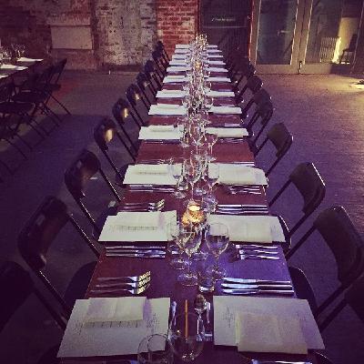 Secret Diners Club X Skaus: Secret NYE Dinner