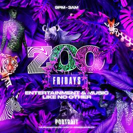 Zoo Fridays