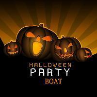 Halloween Boat Party London! by Offbeat