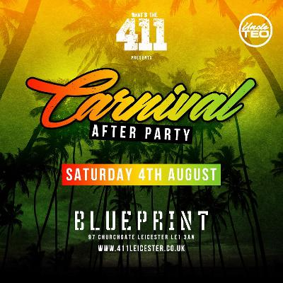 Blueprint leicester events buy official tickets here leicesters official carnival afterparty 23 unofficial swarmz at blueprint malvernweather Image collections