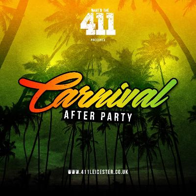 Leicesters official carnival afterparty 23 unofficial swarmz leicesters official carnival afterparty 23 unofficial swarmz tickets blueprint leicester sat 4th august 2018 lineup malvernweather Gallery