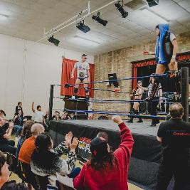 Live Wrestling in Chelmsford