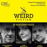 Weird Fiction at Waterstones