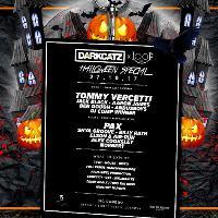 Dark Catz x LooP- Halloween Special