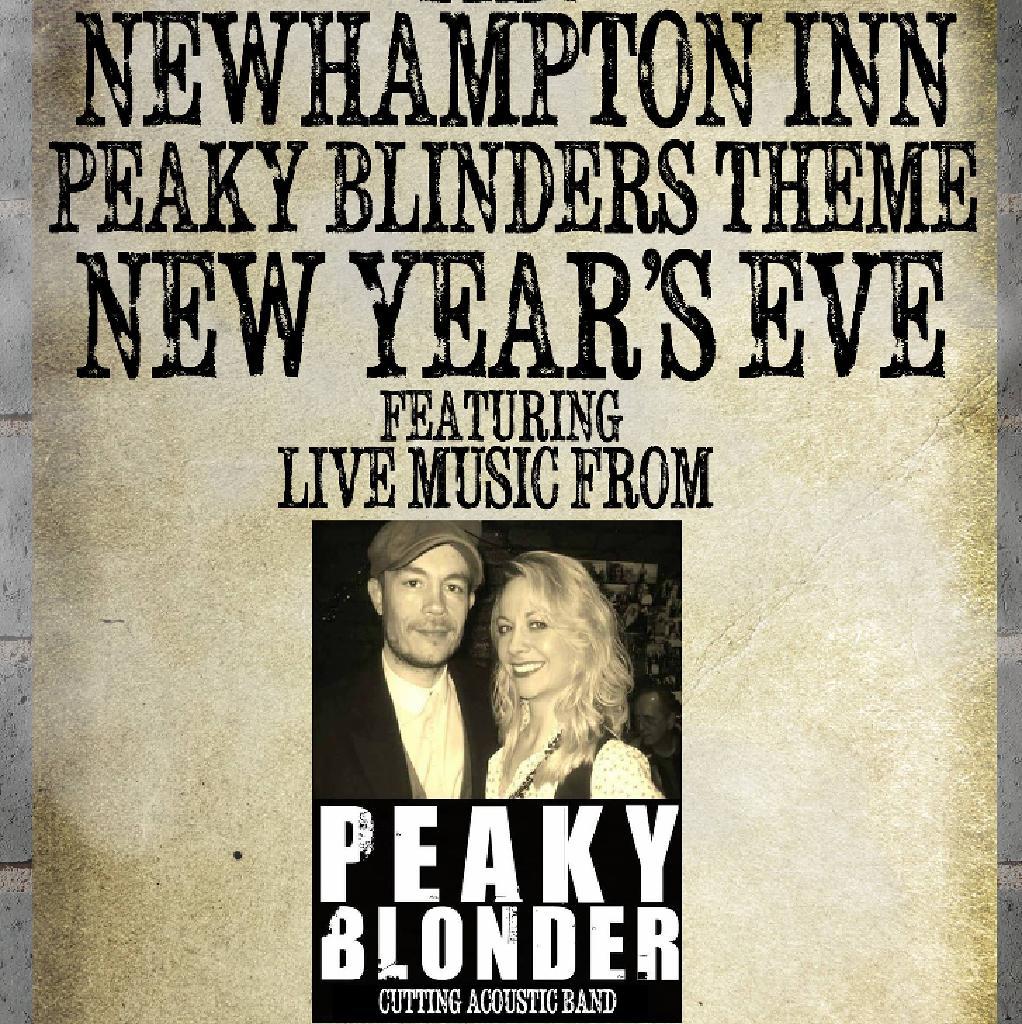 Peaky Blinders New Years Eve