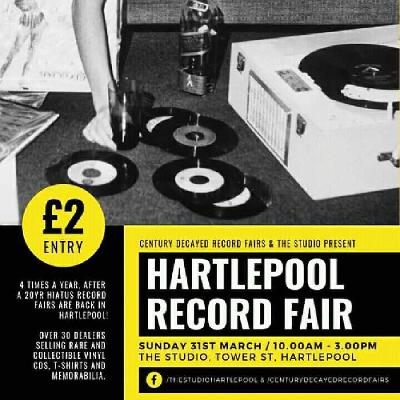 Hartlepool Record Fair