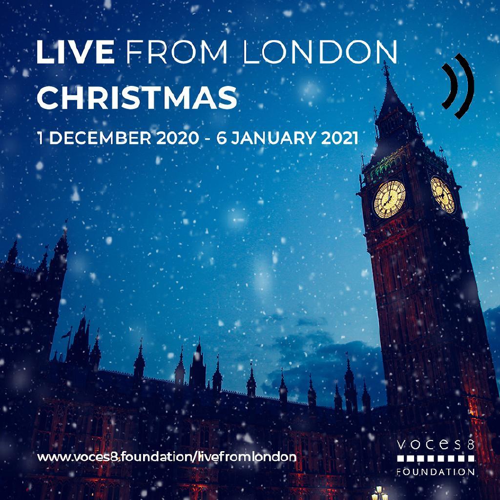 Christmas 2021 In England Live From London Christmas Virtual Event London London England Fri 1st January 2021 Lineup