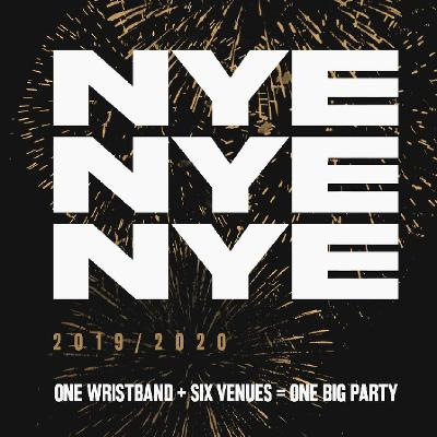 NYE 2020 'Newport's Biggest & Best New Years Party'