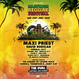 Hastings Reggae Festival 2021