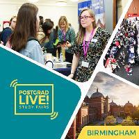 Postgrad LIVE! Birmingham - Masters & PhD Study & Funding Fair