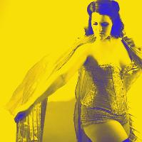 Nostalgic Vintage Summers Burlesque Show