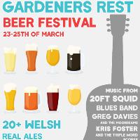 The Gardeners Rest Beer festival