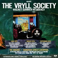 Evol presents The Vryll Society summer residency
