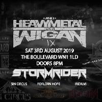 And Heavy Metal For Wigan IX: Stormrider