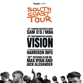 The South Coast Tour Camden