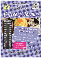 Coffee Morning at The Blackmore