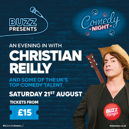 Buzz Presents.. Comedy Night (Feltham)