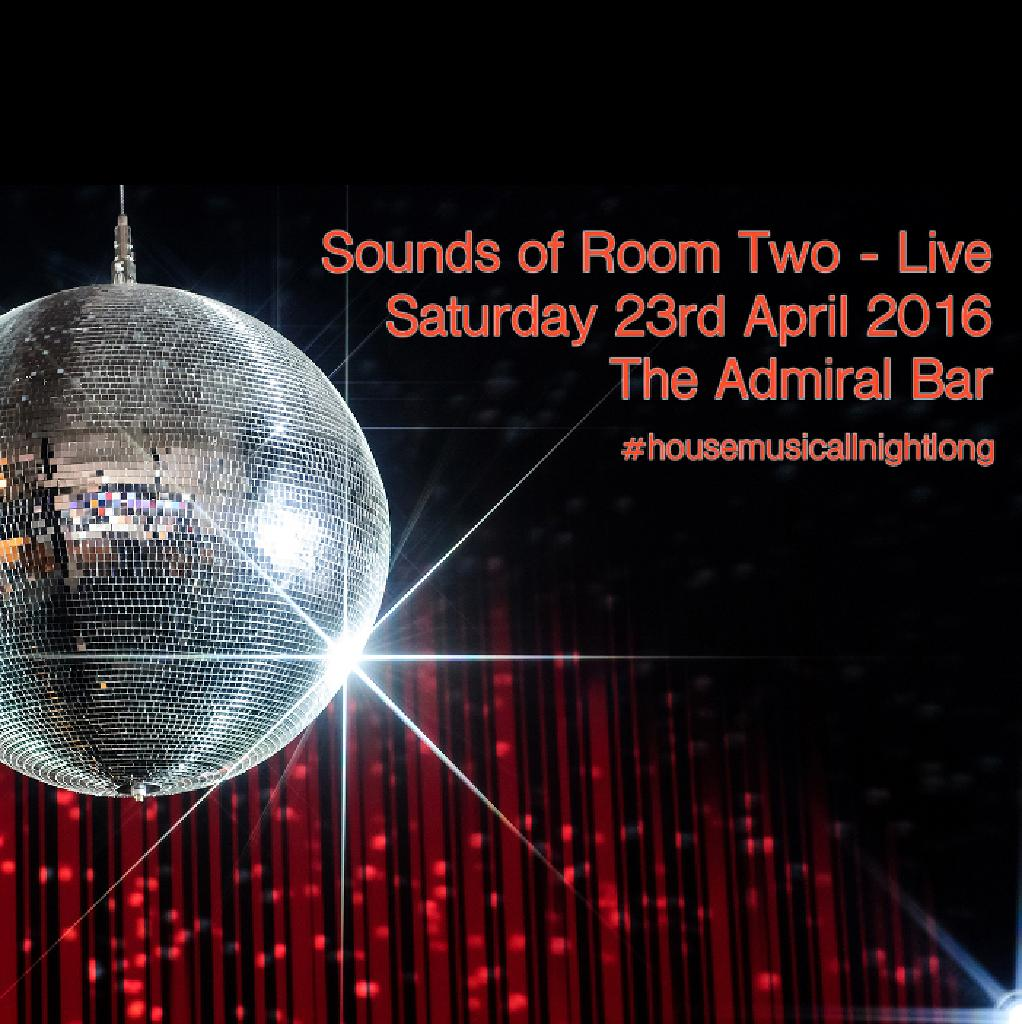 The sounds of room two live at the admiral bar mixmag for Redwood room live music schedule