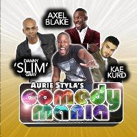 Aurie Styla's COMEDYMANIA: Bristol - 21.5.17