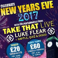 New Years Eve - Boston Spa Village Hall, Leeds